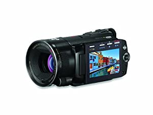 Canon VIXIA HF S11 HD Dual Flash Memory Camcorder with 10x Optical Zoom - 2009 MODEL