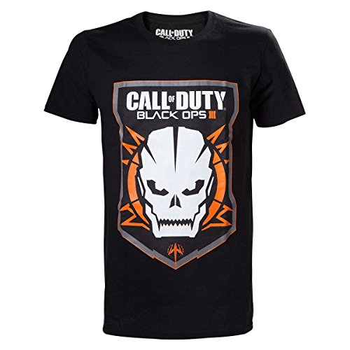 Call of Duty Black Ops 3 T-Shirt -M- Game Logo