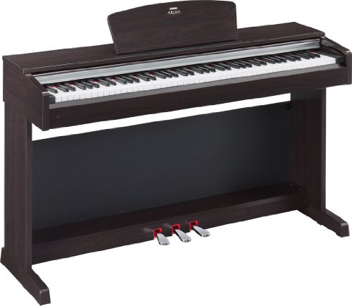 Yamaha YDP-141 Digital Piano (12