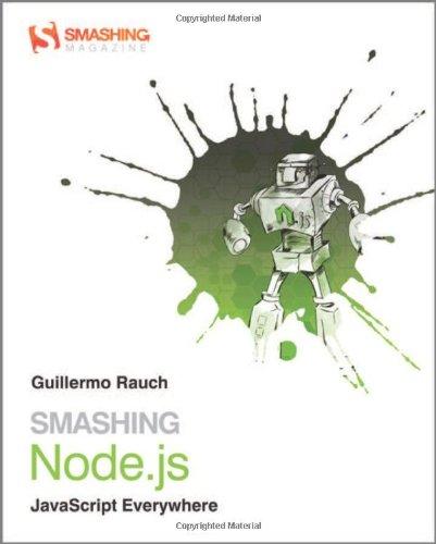 Smashing Node.js 1119962595 pdf