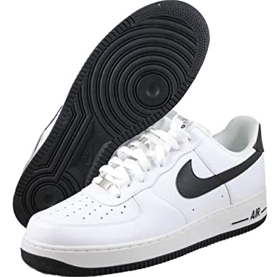 Nike Air Force 1 Low Mens Basketball Shoes 488298-115 White 7.5 M US