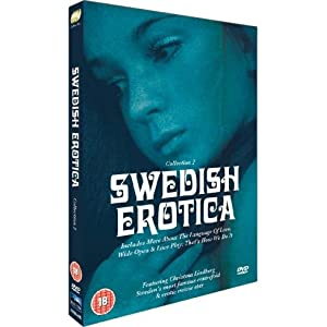 Swedish Erotica Featurettes 3 movie