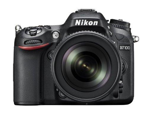 Nikon D7100 24.1 Mp Dx-Format Cmos Digital Slr With Nikon 24-70Mm F/2.8G Ed Af-S Nikkor Wide Angle Zoom Lens
