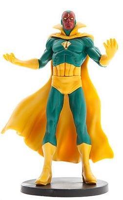 Disney Marvel Avengers Vision Loose PVC Figure - 1