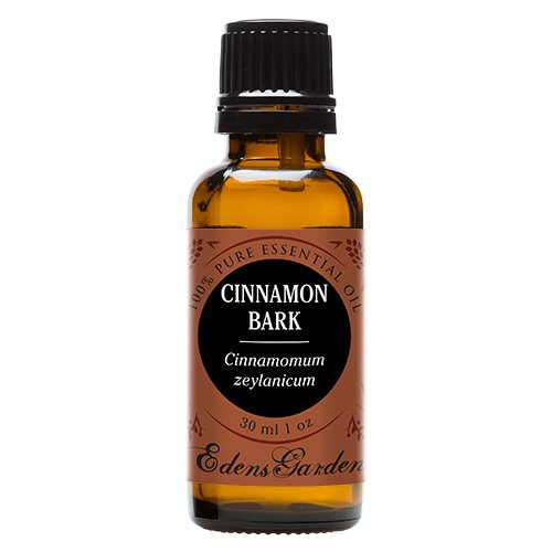 Cinnamon Bark 100% Pure Therapeutic Grade Essential Oil by Edens Garden- 30 ml