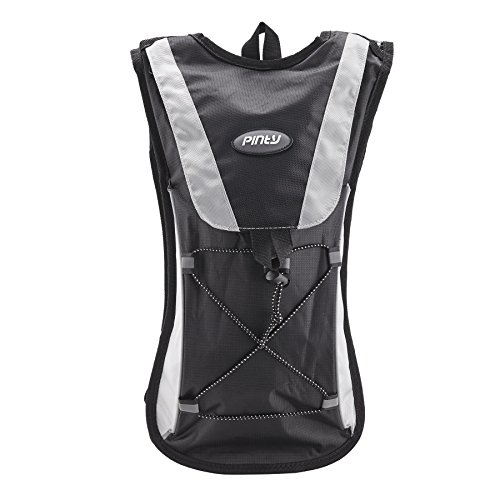 Pinty 2L Hiking Backpack Hydration Pack with Water