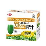 大正製薬 ヘルスマネージ 大麦若葉青汁 特定保健用食品 30包