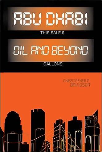 Abu Dhabi: Oil and Beyond (Columbia/Hurst) written by Christopher Davidson