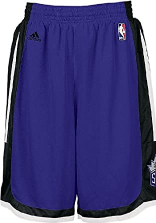Sacramento Kings NBA Shorts By Adidas by GametimeUSA