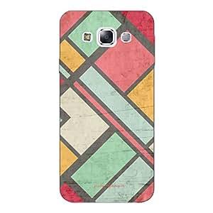 Designer Phone Covers - Samsung E5-retro