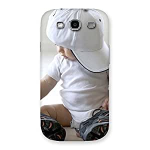 Cute Hip Hop Boy Back Case Cover for Galaxy S3 Neo