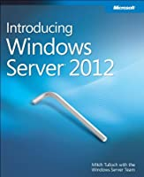 Introducing Windows Server 2012 Front Cover