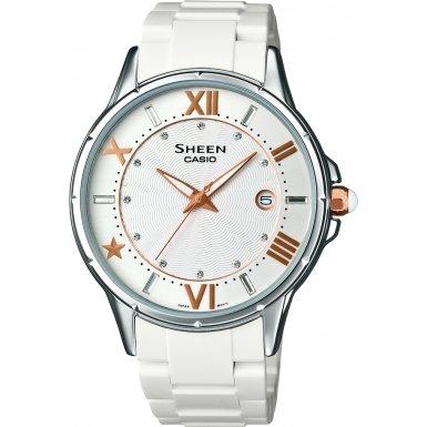Casio Sheen Ladies Watch SHE-4024-7AEF