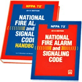 NFPA 72: National Fire Alarm and Signaling Code and Handbook Set (2010) - NFPA - NF-72-Set - ISBN:B002SG0J46