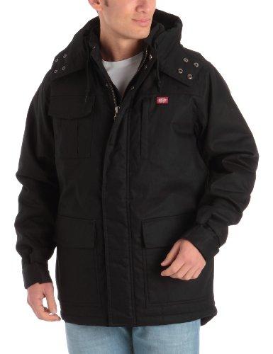 Dickies Nebraska Shield Men's Jacket - Black, XL