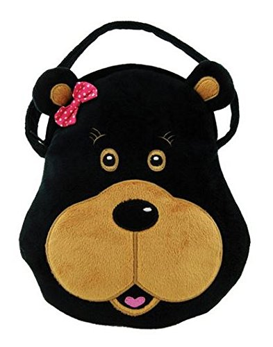 Jillie Bear Purse ~ Pink - 1