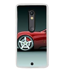 ifasho Designer Phone Back Case Cover Motorola Moto X Play ( Colorful Pattern Design )