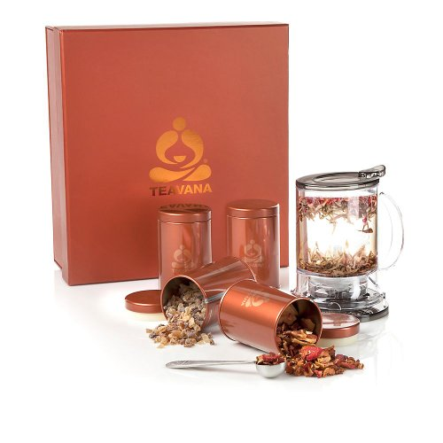 Teavana Tea Sampler Gift Set - new & updated
