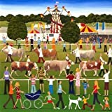 Wentworth New Jigsaw Puzzle 200 Pieces Louise Braithwaite - County Show