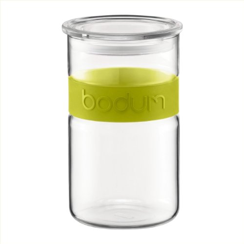 Bodum Presso 1.0 L 34 Oz Storage Jar - Lime Green