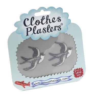 Swallows Clothes Plasters