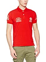 Franklin & Marshall Polo (Rojo)