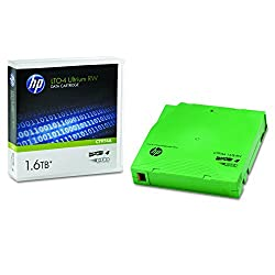 HP LTO4 Ultrium C7974A 1.6TB RW Data Cartridge (Green)