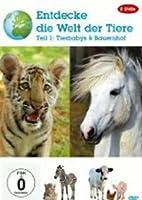 Entdecke die Welt der Tiere - Teil 1 - Tierbabys & Bauernhof