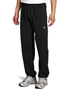 Champion Mens Closed Bottom Jersey Pant by Champion
