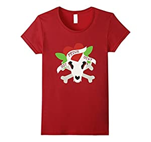 Women's Sit, Fetch, Stay Shirt Large Cranberry
