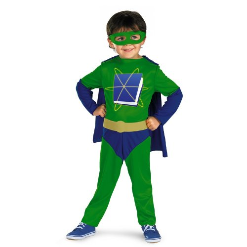 Super Why costume for kids - Size: 3T-4T