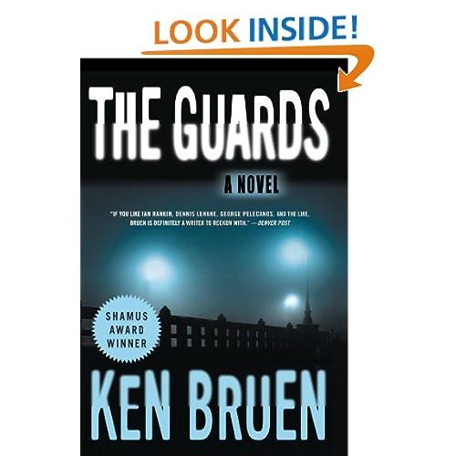 The Guards: A Novel (Jack Taylor)