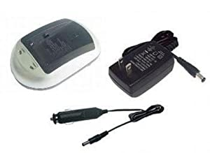 PowerSmart® Battery Charger for SONY NP-F330, NP-F550, NP-F570, NP-F730, NP-F730H, NP-F770, NP-F930, NP-F950, NP-F950/B, NP-F960, NP-F970, NP-FM30, NP-FM50, NP-FM500H, NP-FM51, NP-FM55H, NP-FM70, NP-FM71, NP-FM90, NP-FM91, NP-QM50, NP-QM51, NP-QM70, NP-QM71, NP-QM71D, NP-QM90, NP-QM91, NP-QM91D, Compatible Charger Part Numbers: AC-SQ950, AC-V700, AC-V700A, AC-VQ850, AC-VQ850D, BC-V500, BC-V615, BC-V615A, BC-VM50, DC-VQ800