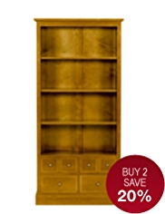 Langley Tall Bookcase