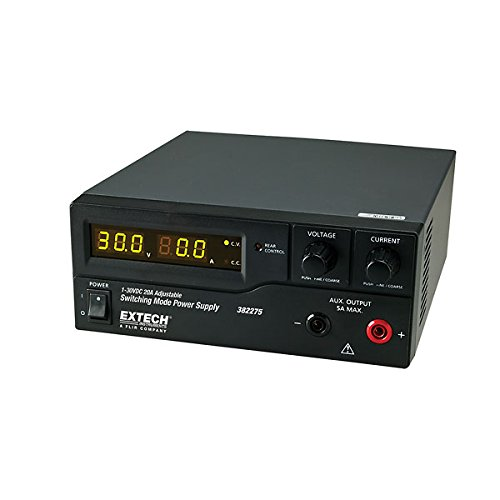 Extech 382275 600 Watt Switching Mode DC Power Supply