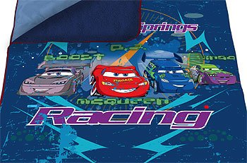 More image Cars the Movie Slumber Pal Nap Mat & Pillow Set