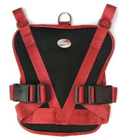 american-tourister-auto-safety-harness-for-dog-in-red-size-medium