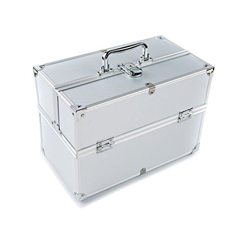 extra-large-space-storage-beauty-box-make-up-nail-jewelry-cosmetic-vanity-case-silver
