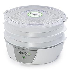 Low Price Presto 06300 Dehydro Electric Food Dehydrator