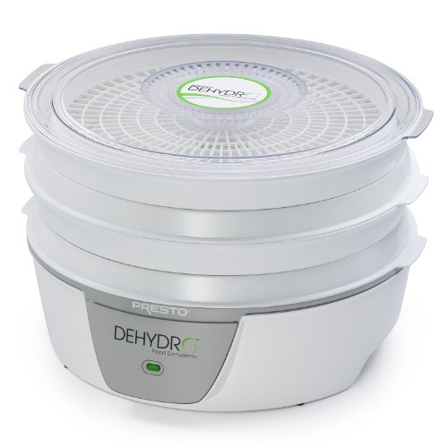 Presto 06300 Dehydro Electric Food Dehydrator (Food Dryer Dehydrator compare prices)