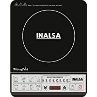 Inalsa Ultra Cook 2000-Watt Induction Cooktop