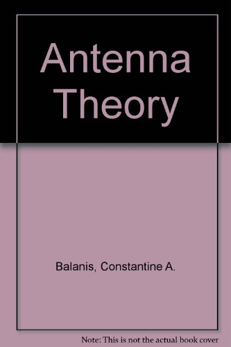 Antenna theory and design balanis homework