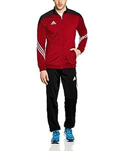 Adidas Sereno 14 - Chándal de fútbol para hombre, color rojo, talla L