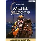 echange, troc Jules Verne, Nicole Favart - Michel strogoff