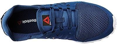 Reebok Men's Travel Tr 1.0 Leather Multisport Training Shoes