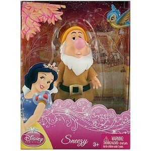 Snow White and the Seven Dwarfs [Sneezy Figure]