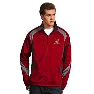 Arizona Diamondbacks Tempest Jacket (Team Color) by Antigua