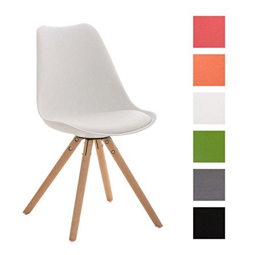 clp design retro stuhl pegleg holzgestell natura. Black Bedroom Furniture Sets. Home Design Ideas