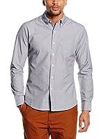Levi's Camisa Casual Classic (Azul Medio)