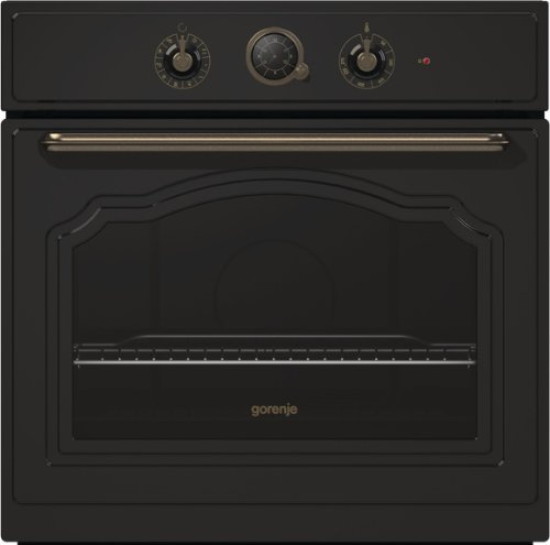 gorenje bo 73 cli backofen elektro a 65 liter hei luft mit unterhitze pizzastufe. Black Bedroom Furniture Sets. Home Design Ideas